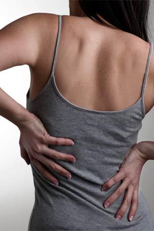 bolna leđa nakon poroda